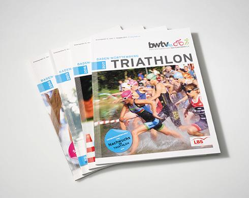 Magazin Baden-Württembergischer Triathlon Verband e.V.