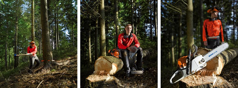 KOX – Partner im Forst