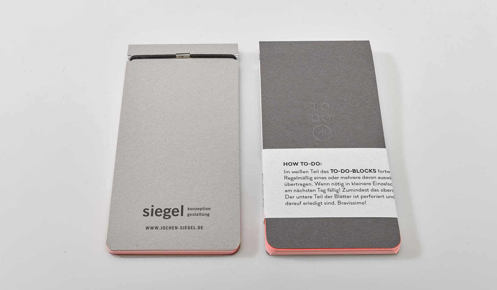 siegel konzeption | gestaltung